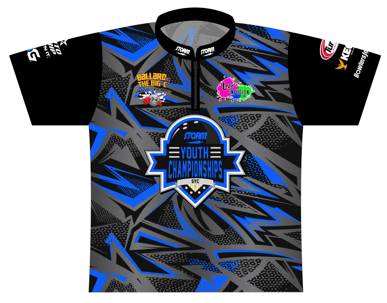 SYC 2019 Rohnert Park DS Jersey - SYC46