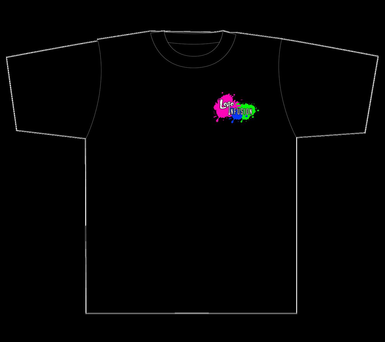 I Heart 2 Bowl T-Shirt - Black