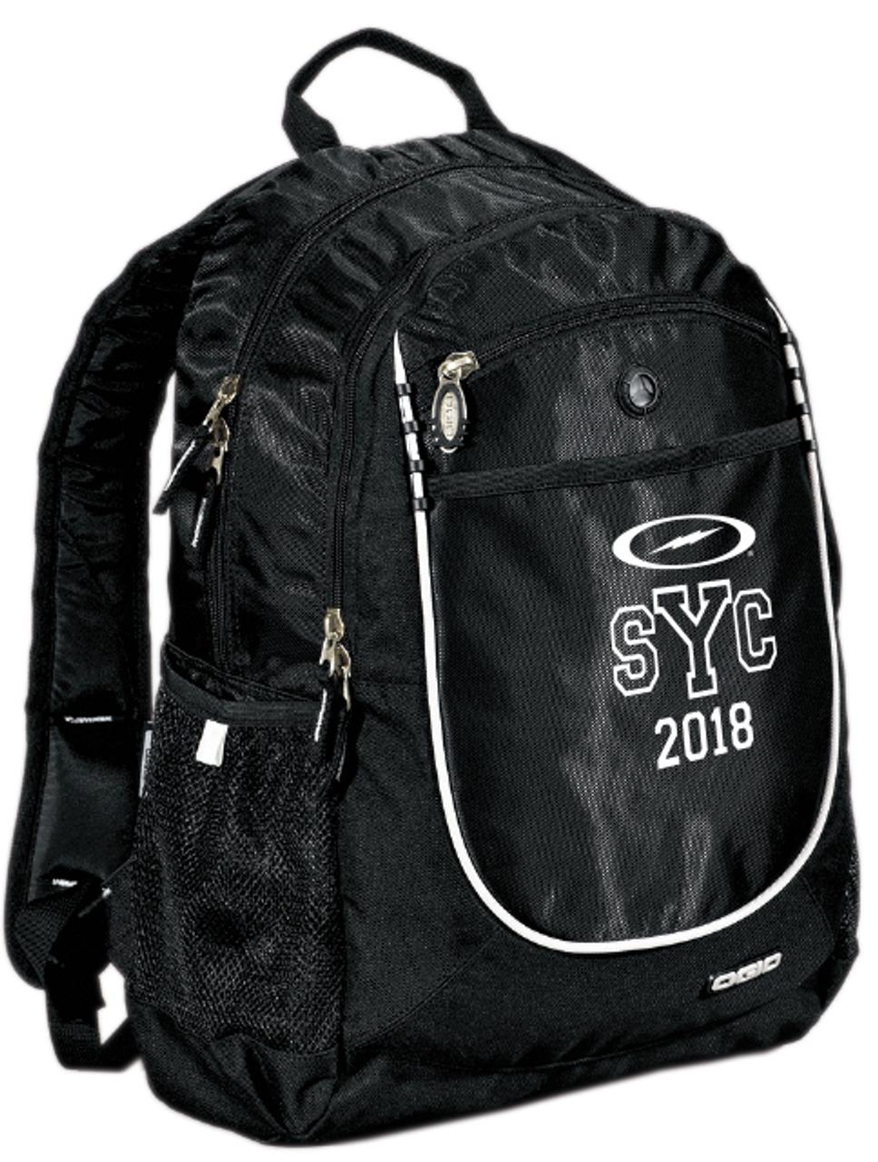 SYC Backpack - Black