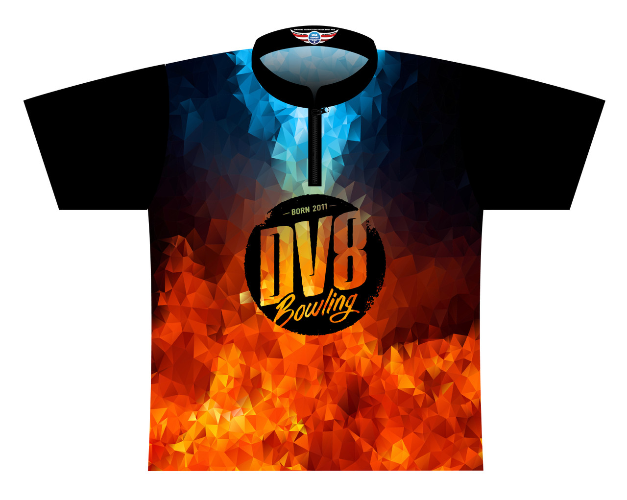 DV8 EXPRESS DS Jersey Style 0535