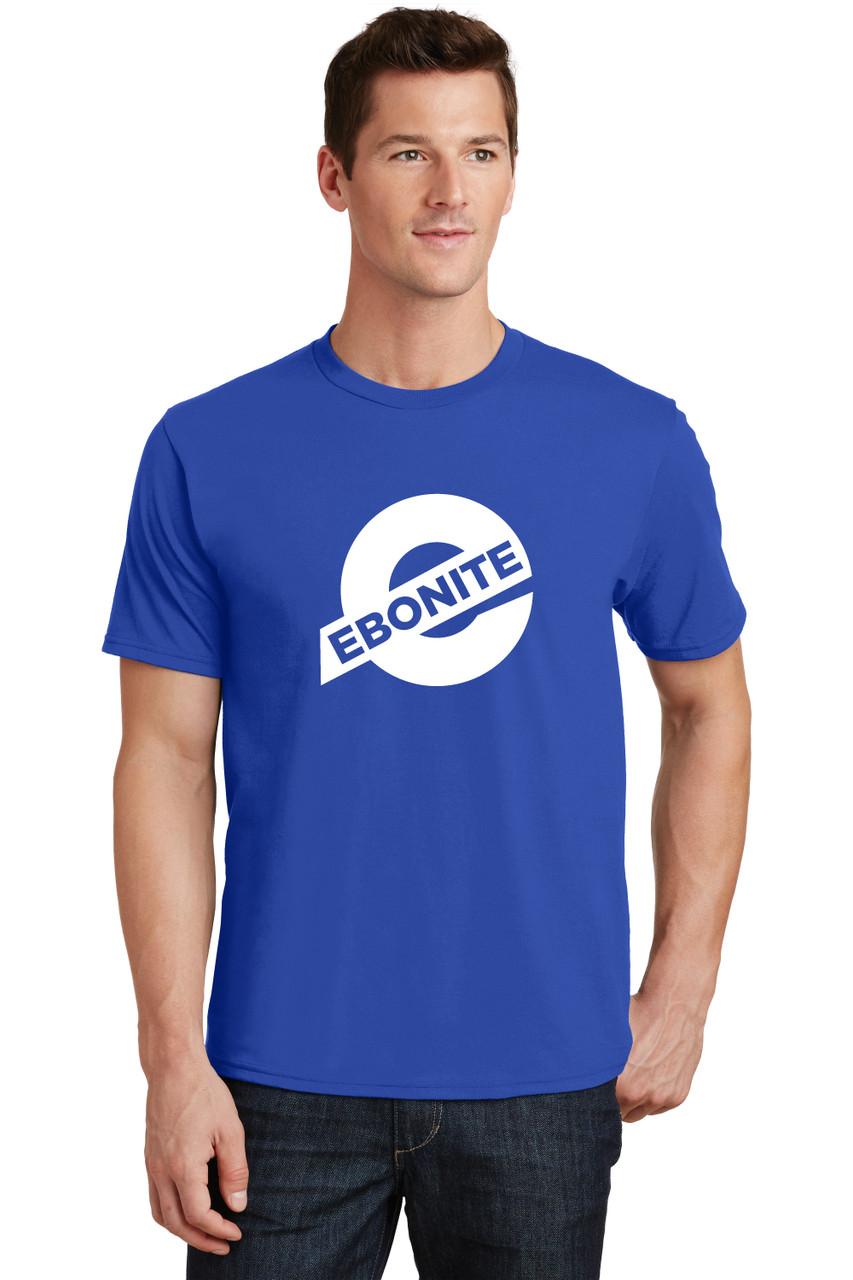 Ebonite - Royal Blue Tee - Unisex