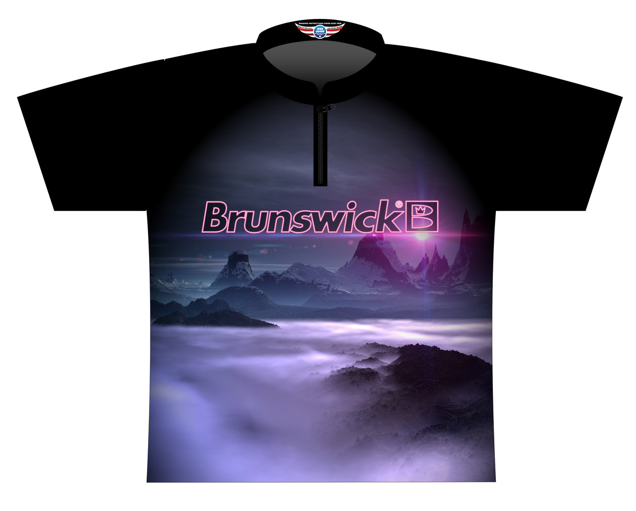 Brunswick EXPRESS DS Jersey Style 0575