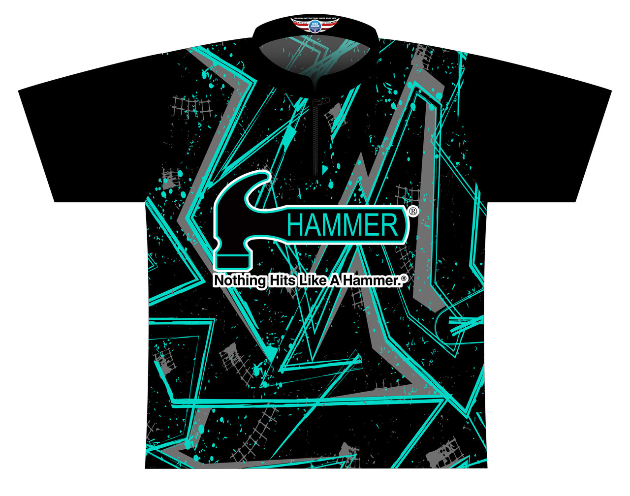 READY-2-SHIP Hammer DS Jersey Style 0507-HM - SASH