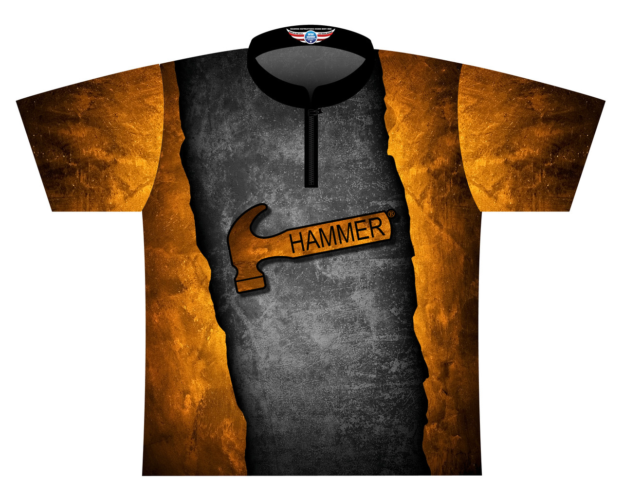 Hammer DS Jersey Style 0508 - SASH COLLAR - (READY-2-SHIP)