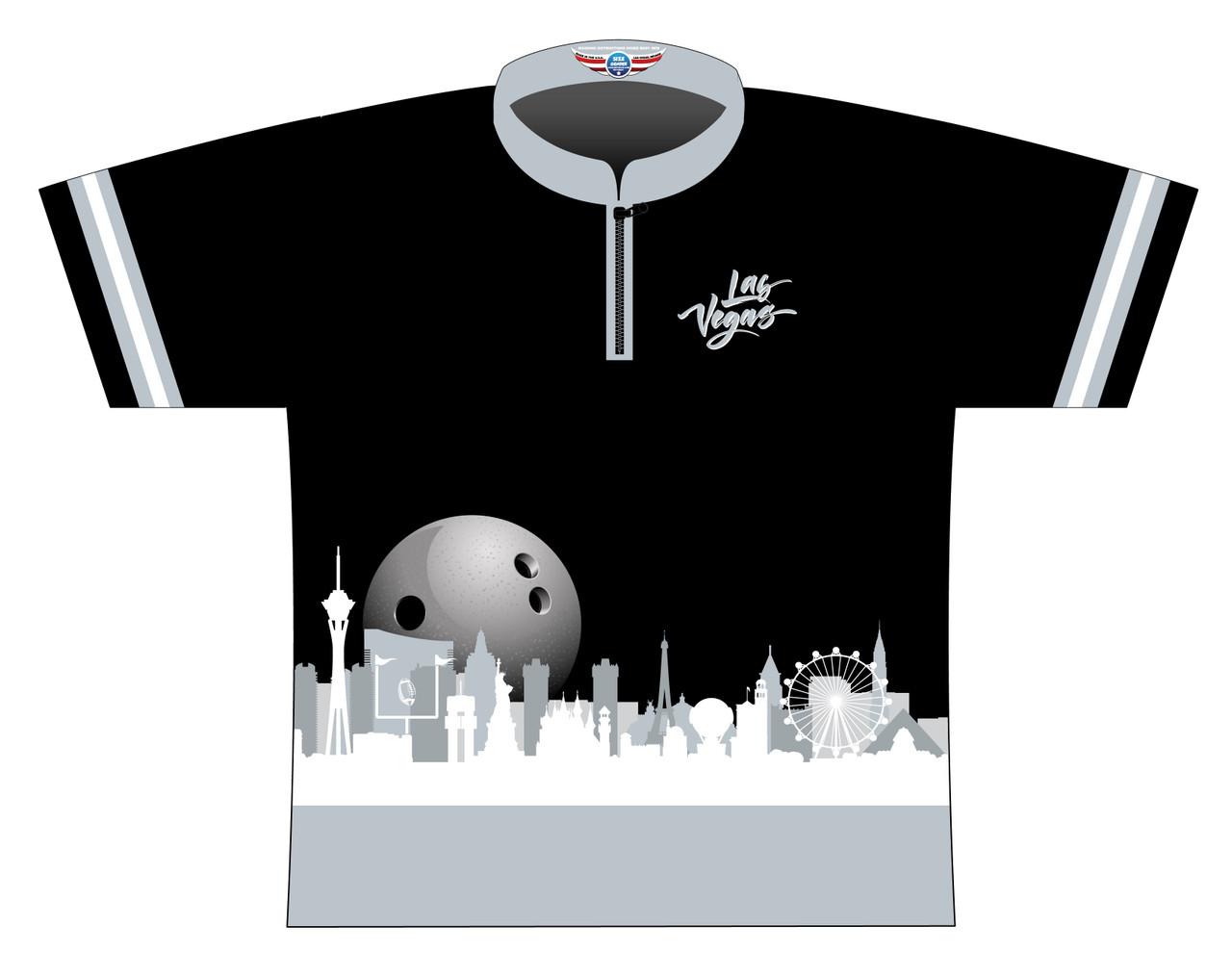 Las Vegas DS Jersey Style 0682