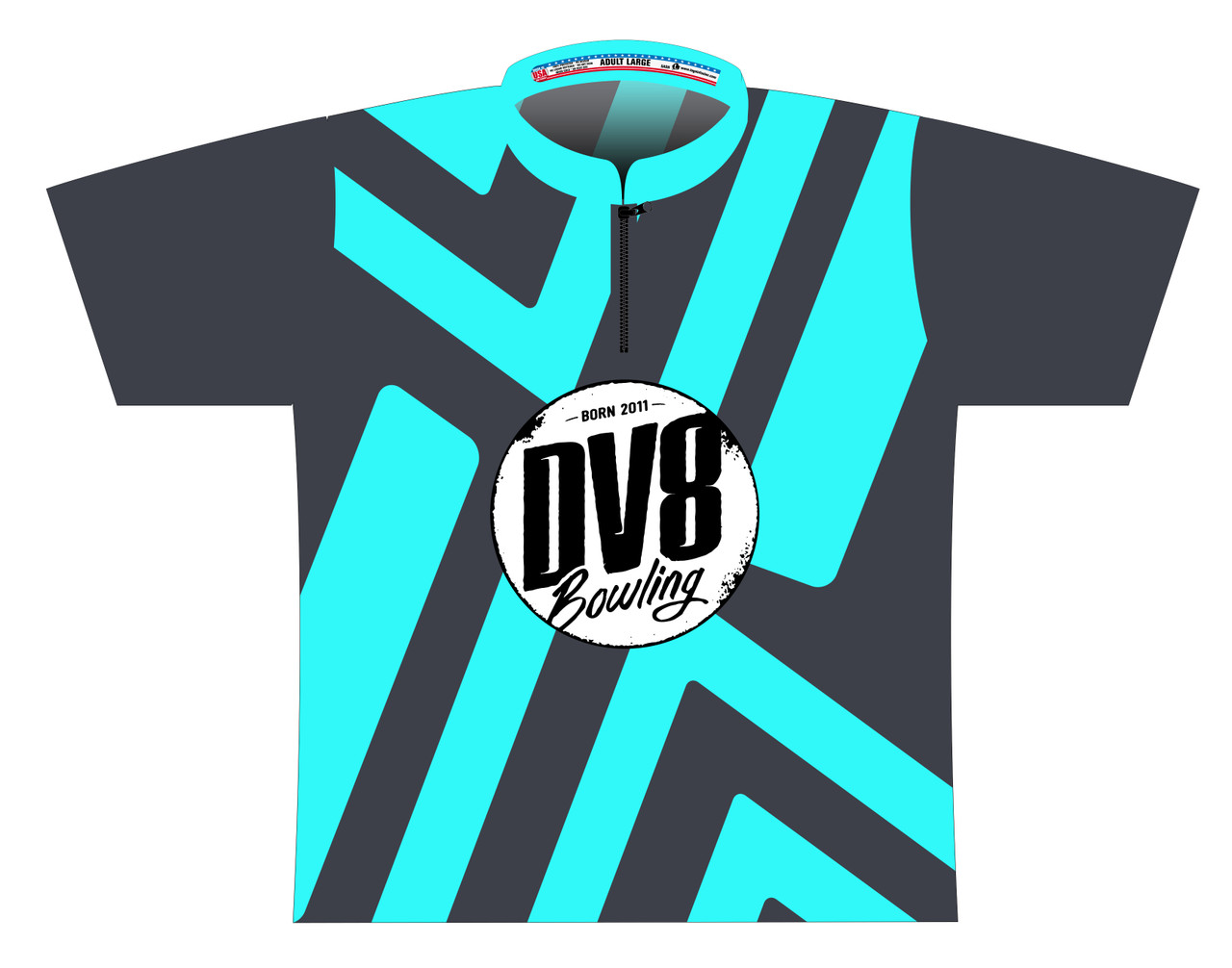 DV8 EXPRESS DS Jersey Style 0801
