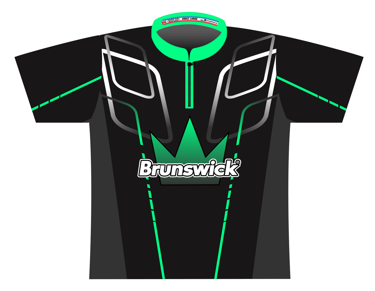 READY-2-SHIP Brunswick DS Jersey Style BB2020_09 - SASH