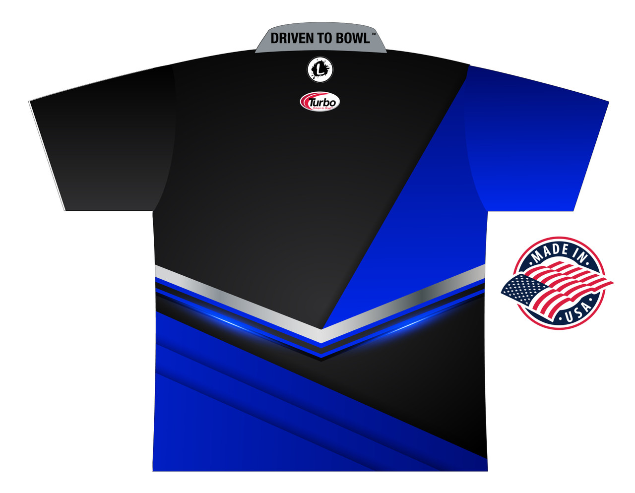 Turbo DS Jersey Style 0968-TB