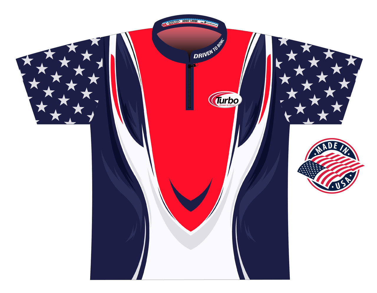 Turbo DS Jersey Style 0988-TB