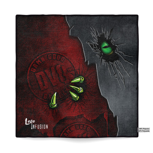 DV8 Red Claw DS Towel