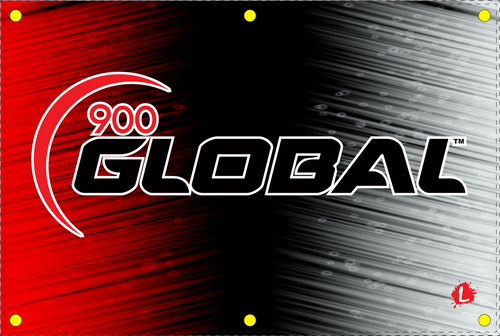 900 Global Dual Dye Sublimated Banner