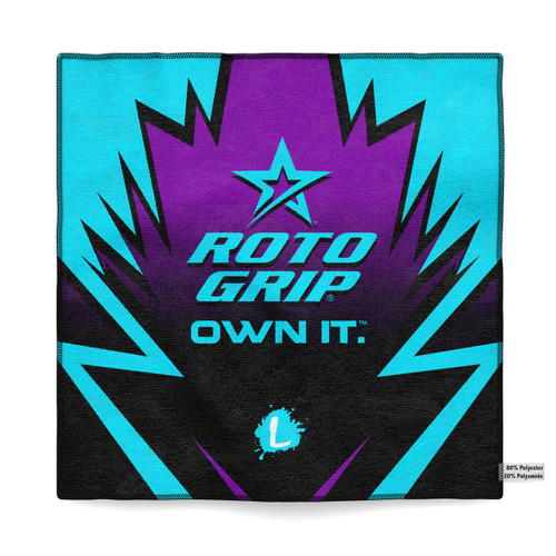 Roto Grip Freeze Pop Sublimated Towel