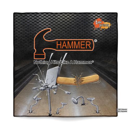 Hammer Lane Smash Sublimated Towel