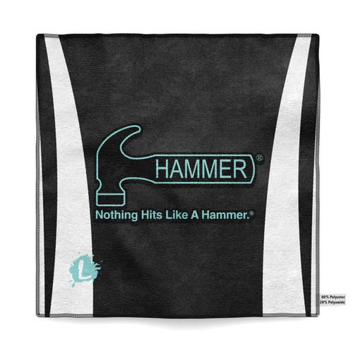 Hammer Dark Beam Sublimated Towel