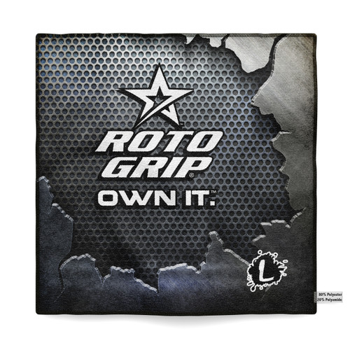 Roto Grip Metal Engine Sublimated Towel