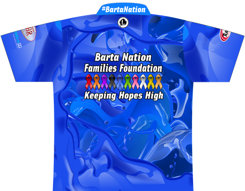 Barta Nation - Paige Lejeune Dye Sublimated Jersey