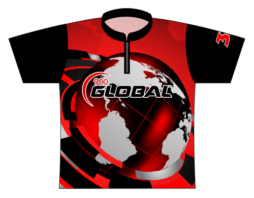 900 Global Dye Sublimated Jersey Style 0136