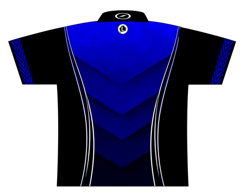 July TAT 2017 Blue Dye Sublimated Jersey