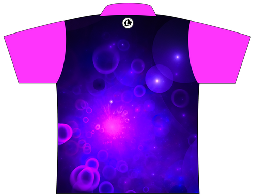 Ebonite Dye Sublimated Jersey Style 0153