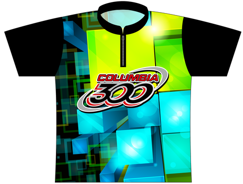 Columbia 300 EXPRESS Dye Sublimated Jersey Style 0162