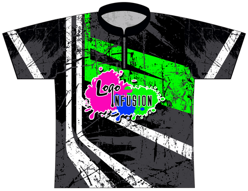 Logo Infusion Dye Sublimated Jersey Style 0172
