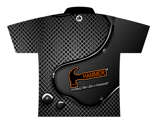 Hammer Dye Sublimated Jersey Style 0204