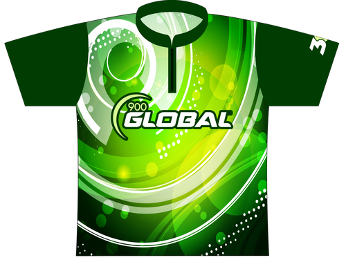 900 Global EXPRESS Dye Sublimated Jersey Style 0186