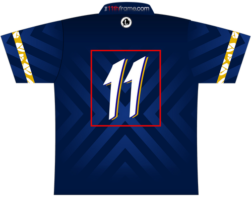 11thFrame.com Style 2 DS Jersey