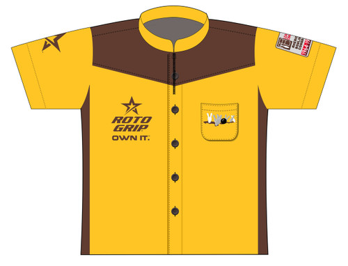 Roto Grip Dye Sublimated Jersey Style 0233