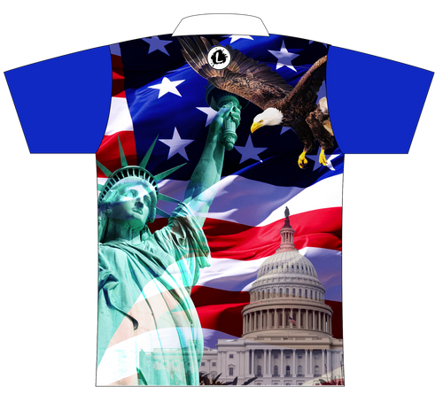 EXPRESS Dye Sublimated Jersey Style 0116