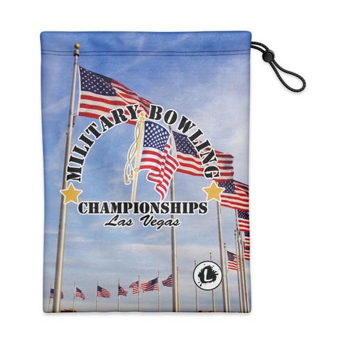 Military Bowling Championships Shoe Bag - MBC18_04SB