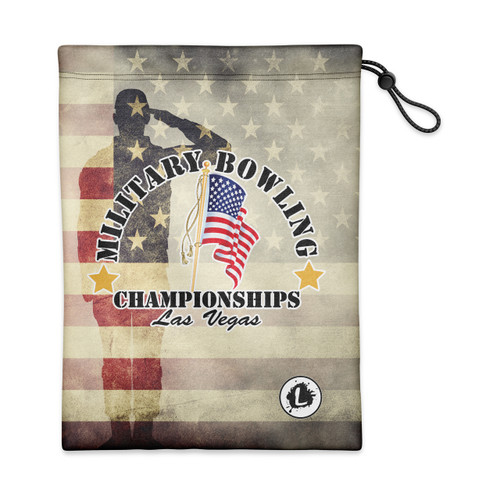 Military Bowling Championships Shoe Bag - MBC18_05SB