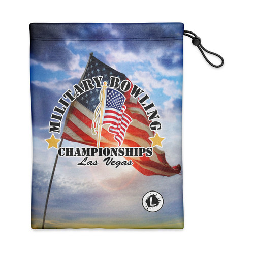 Military Bowling Championships Shoe Bag - MBC18_08SB