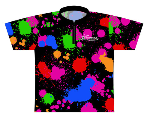 Junior Gold Dallas 2018 - Official Dye Sublimated Jersey - JG18_040