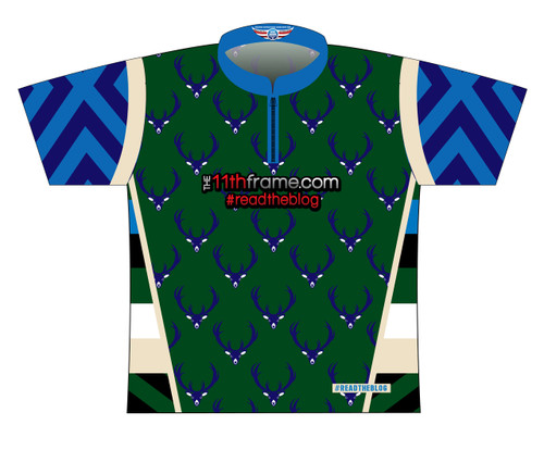11thFrame.com Style 5 Dye Sublimated Jersey