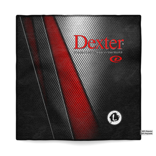 Dexter Sublimated Microfiber Towel - DX_001MT