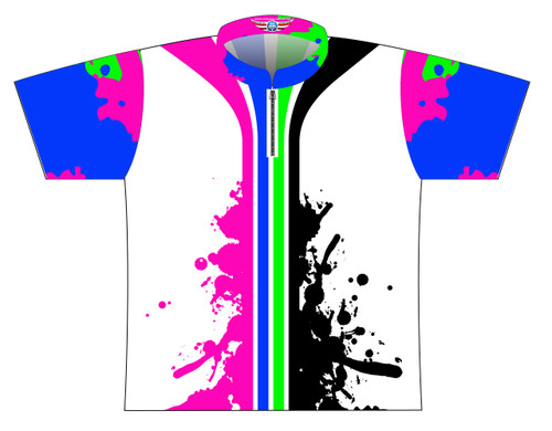EXPRESS Dye Sublimated Jersey Style 0259