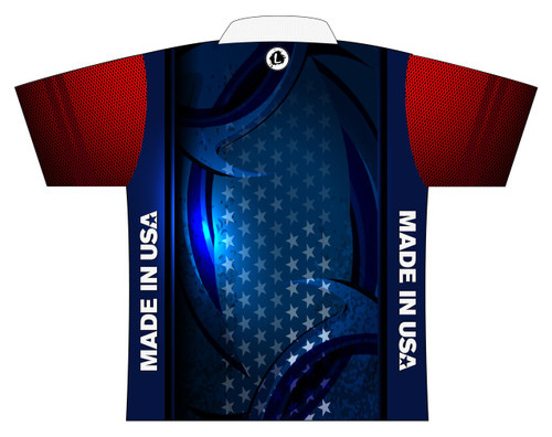 EXPRESS Dye Sublimated Jersey Style 0264