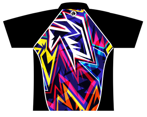 Radical Dye Sublimated Jersey Style 0341