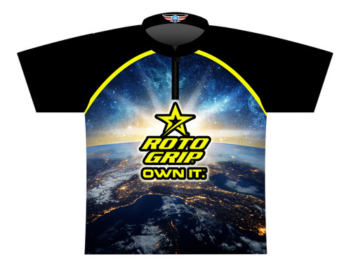 Roto Grip Dye Sublimated Jersey Style 0365