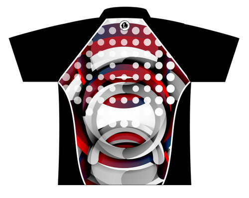 Track Dye Sublimated Jersey Style 0344