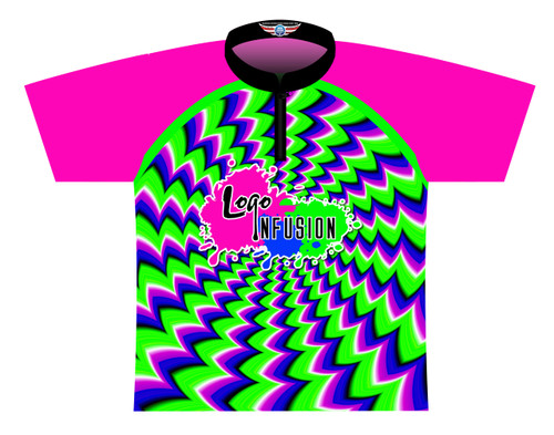 Logo Infusion Dye Sublimated Jersey Style 0353