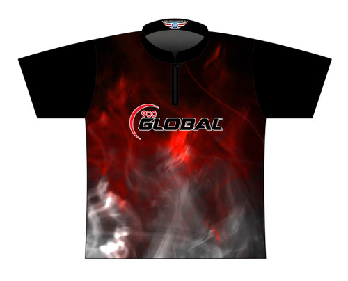 900 Global EXPRESS Dye Sublimated Jersey Style 0305