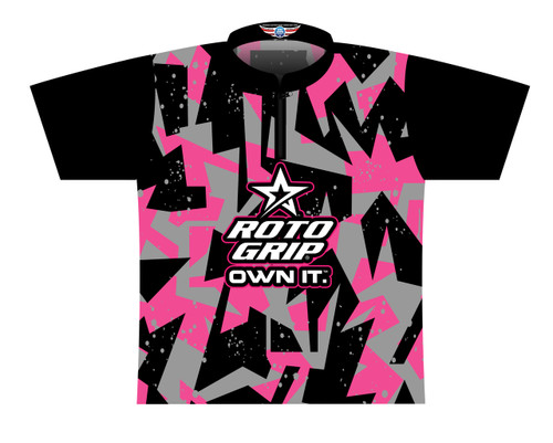 Roto Grip EXPRESS Dye Sublimated Jersey Style 0362