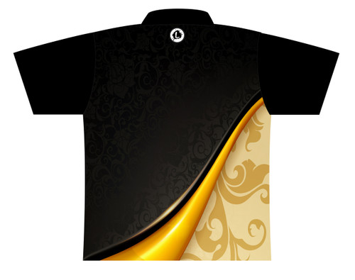 Ebonite DS Jersey Style 0326 - SASH COLLAR - (READY-2-SHIP)