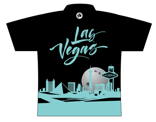 Las Vegas Dye Sublimated Jersey Style 0130