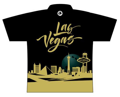 Las Vegas EXPRESS Dye Sublimated Jersey Style 0279