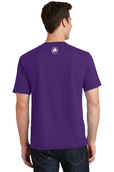 Columbia 300 - Purple Tee - Unisex