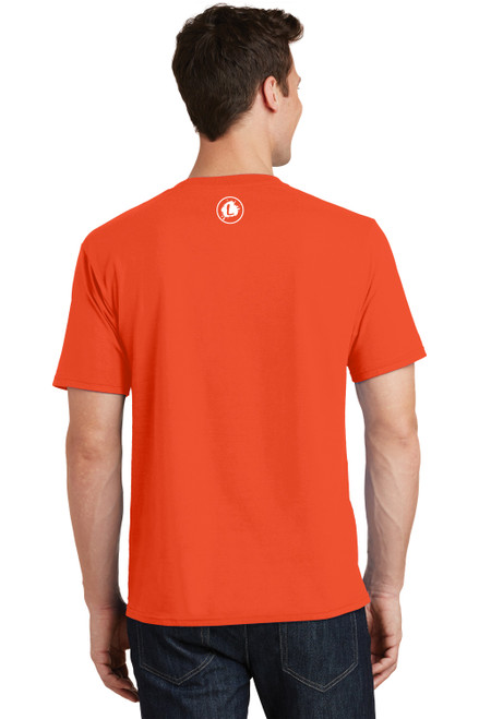 READY-2-SHIP Hammer - Orange Tee - Unisex