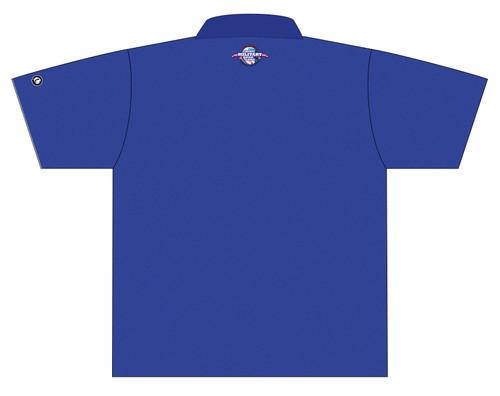MTC '19 - DS Mesh Jersey Blue - POLO COLLAR - (READY-2-SHIP)